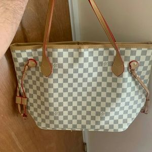 Neverfull Louis Vuitton should bag size MM vgdgfd